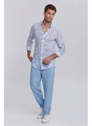 Hemington Gömlek İndigo